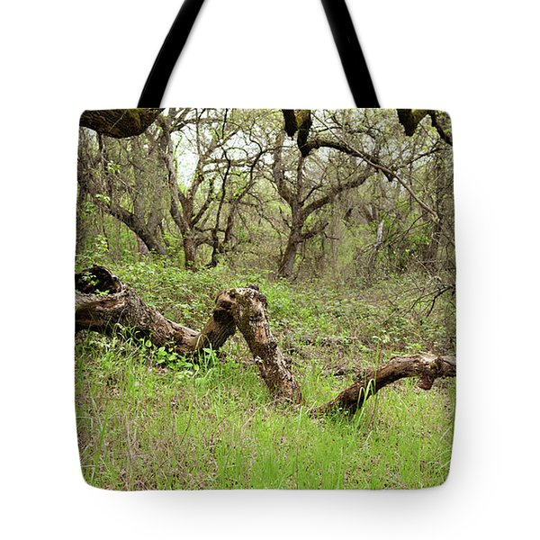 Park Serpent Tote Bag