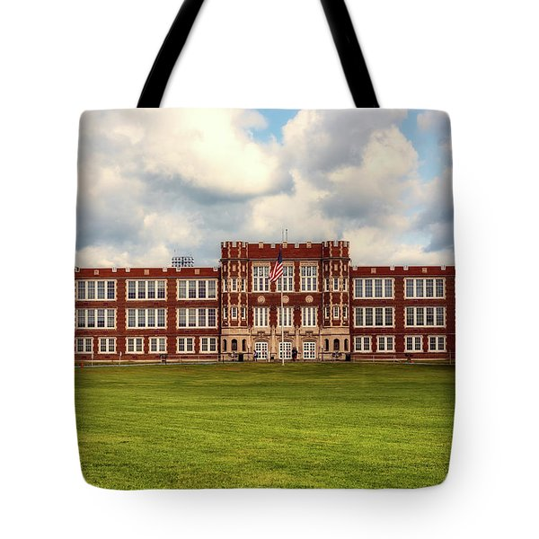 Parkersburg High School - West Virginia Tote Bag by L O C
