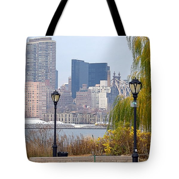 Parkview Tote Bag