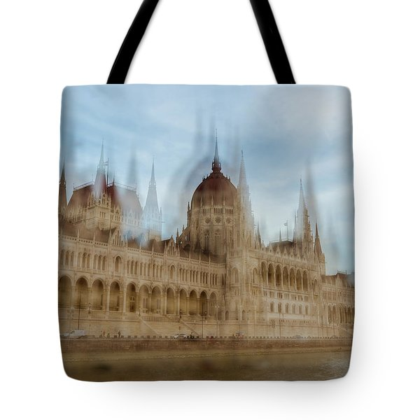 Tote Bag featuring the photograph Parliamentary Procedure by Alex Lapidus