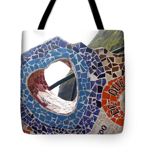 Parque Del Amor Tote Bag