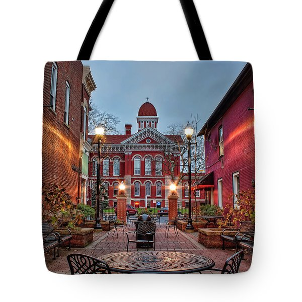 Parry Court 2 Tote Bag