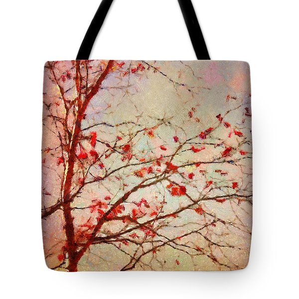 Parsi-parla - D04c03t01 Tote Bag by Variance Collections