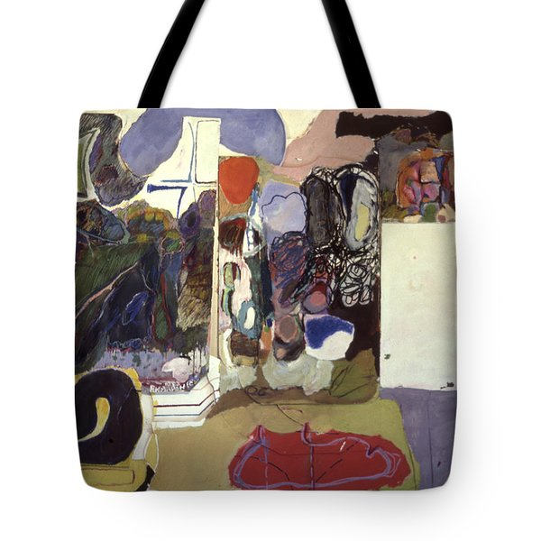 Part 2, Human Landscapes Tote Bag