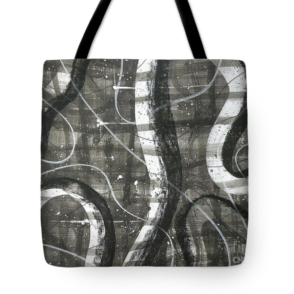 Part I Tote Bag by Holly York