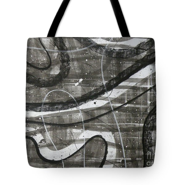 Part II Tote Bag by Holly York