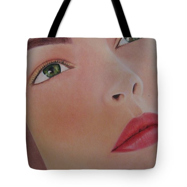 Part Of You 1 Tote Bag by Lynet McDonald