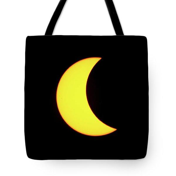 Partial Eclipse 3 Tote Bag