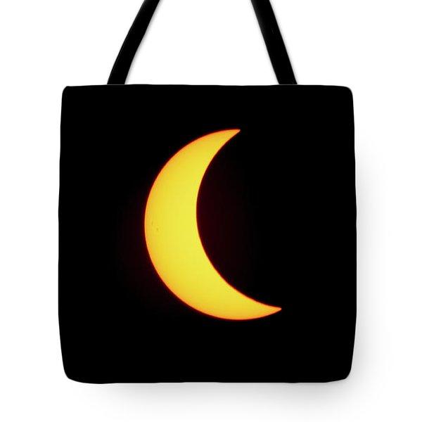 Partial Eclipse 4 Tote Bag