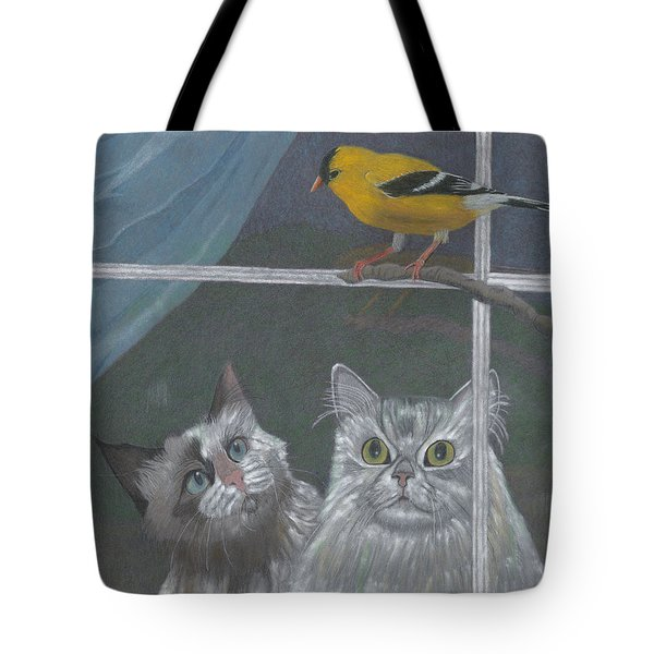 Partners In Crime Tote Bag