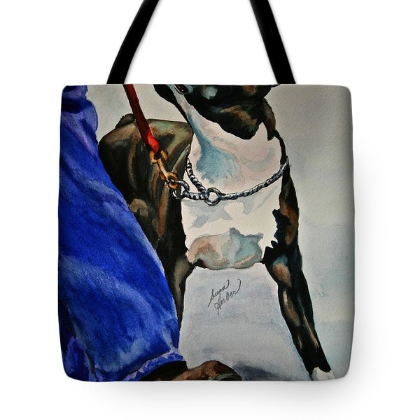 Partners Tote Bag