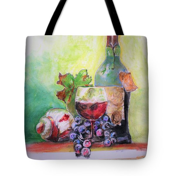 Party Arrangement Tote Bag