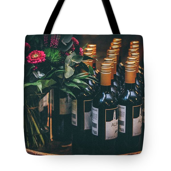 Party Tote Bag by Happy Home Artistry