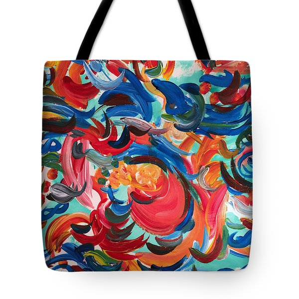 Party Portal Tote Bag