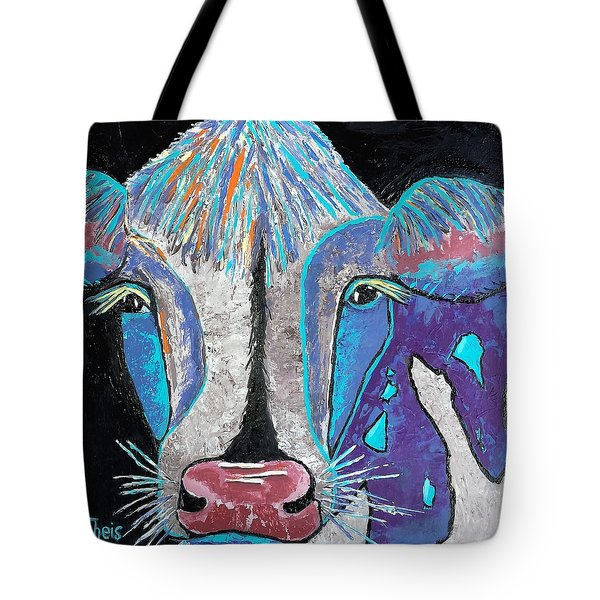 My Wild Side Tote Bag