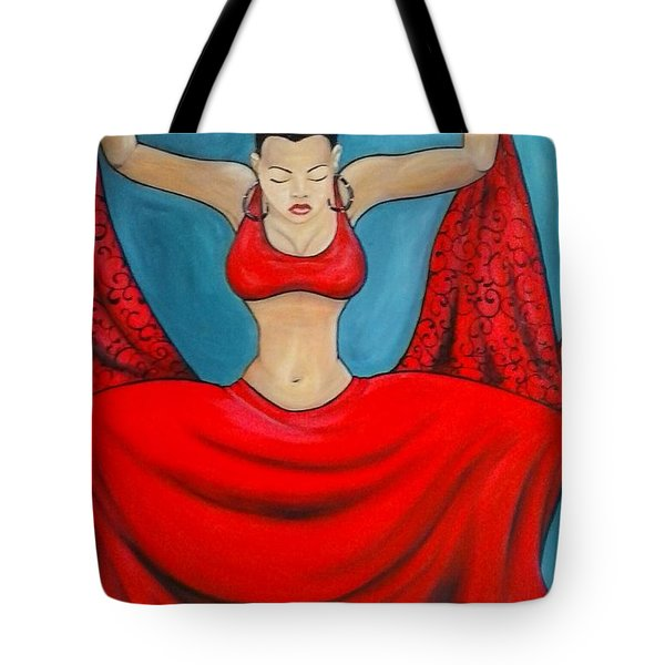 Pasa Doble Tote Bag by Jenny Pickens