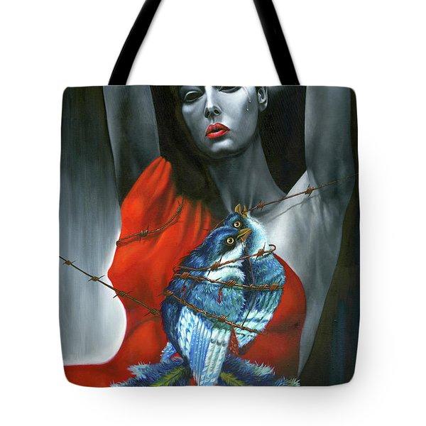 Pasion Por La Costumbre Tote Bag