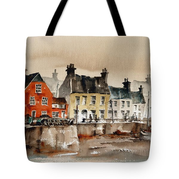Passage East Harbour, Waterford Tote Bag