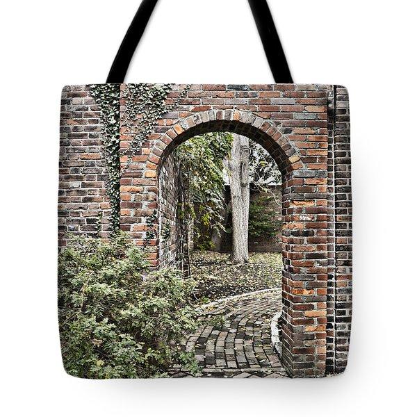 Passage  Tote Bag