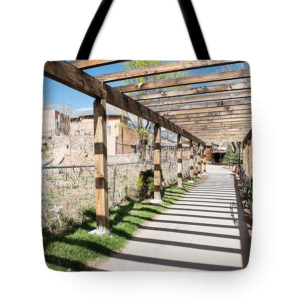 Passage To Sanctuary Tote Bag