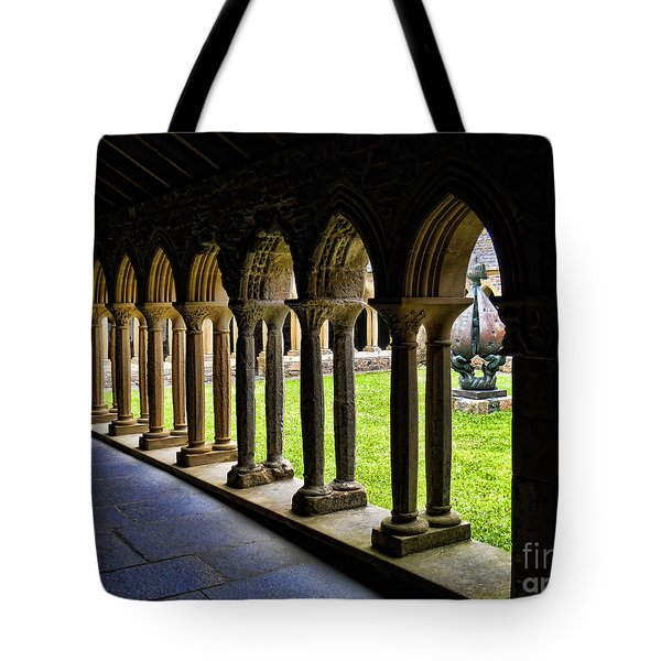 Passage To The Ancient Tote Bag