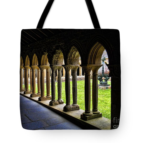 Tote Bag featuring the photograph Passage To The Ancient by Roberta Byram