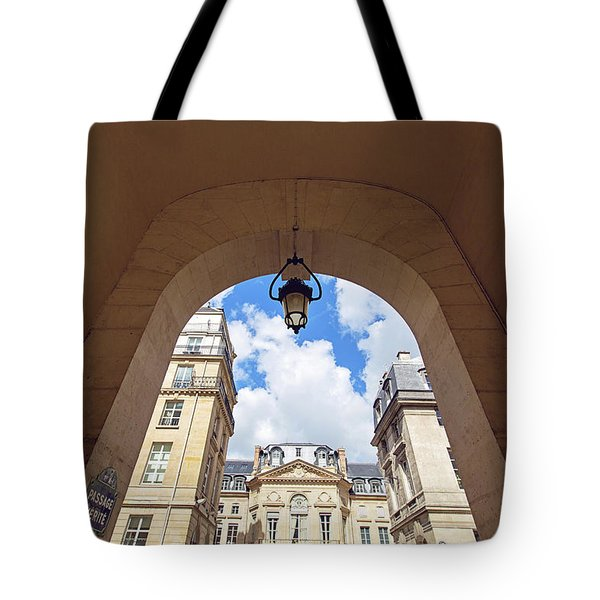 Passage Verite Tote Bag by Melanie Alexandra Price