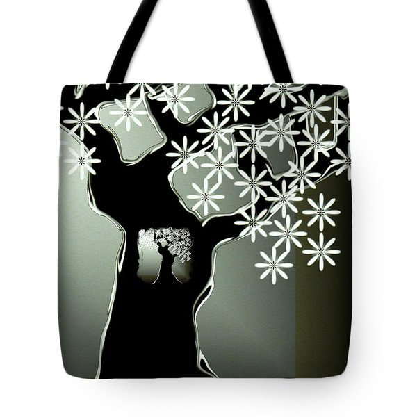 Passages Tote Bag by Misha Bean