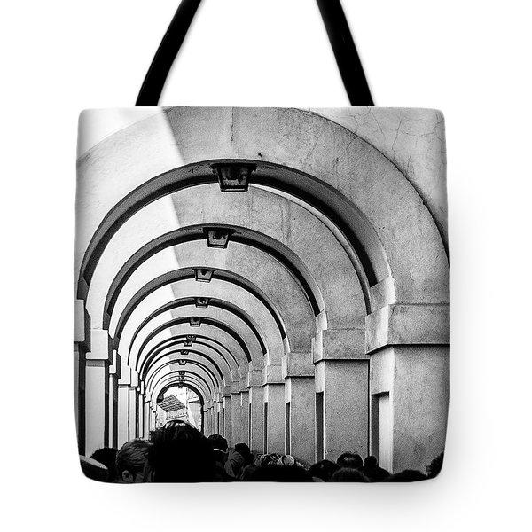 Passageway At The Arno Tote Bag