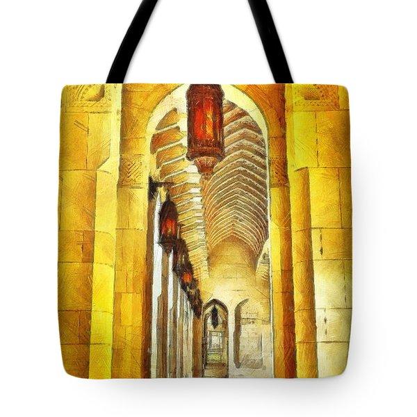 Passageway Tote Bag
