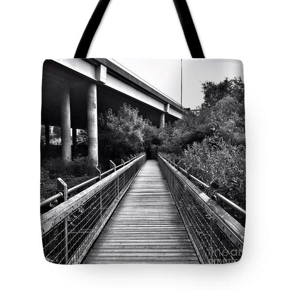 Passageways Tote Bag