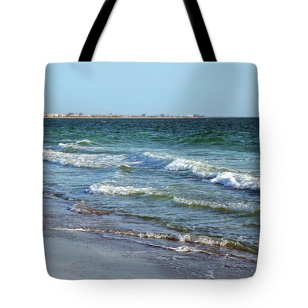 Passagrill Beach Tote Bag