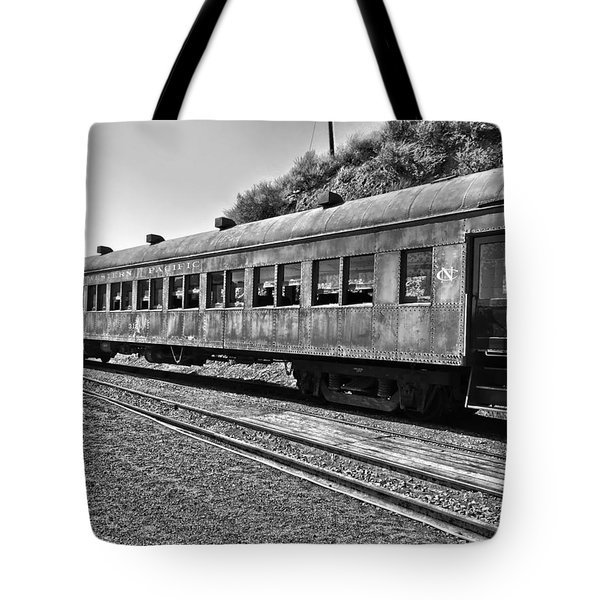 Passenger Ready Tote Bag