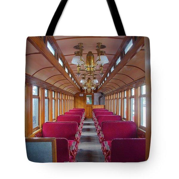 Passenger Travel Tote Bag