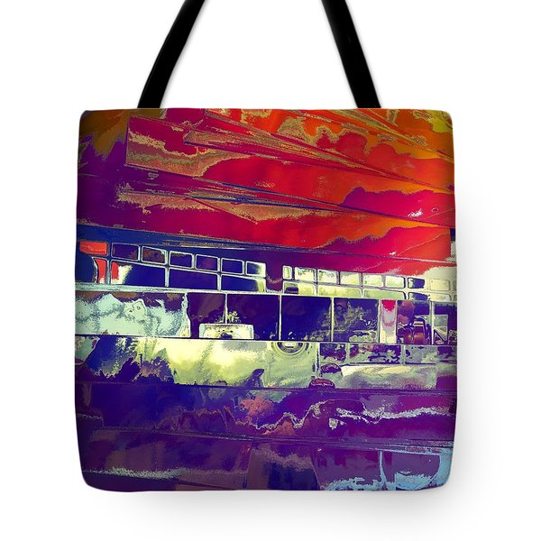 Passing Attraction Tote Bag