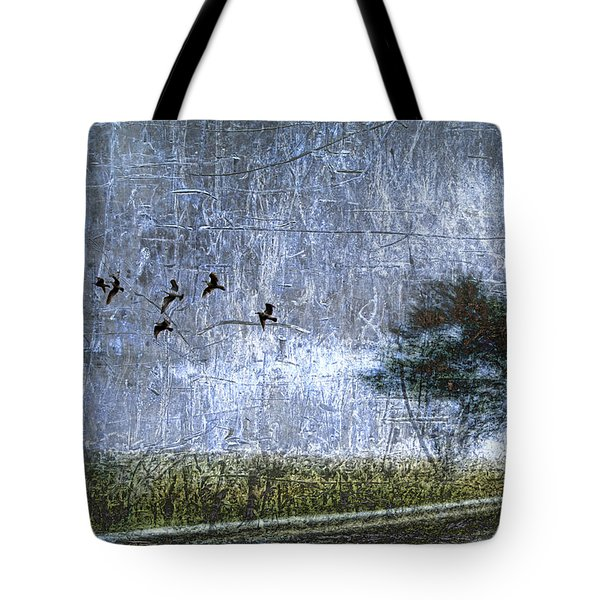 Passing By Tote Bag by Carol Leigh