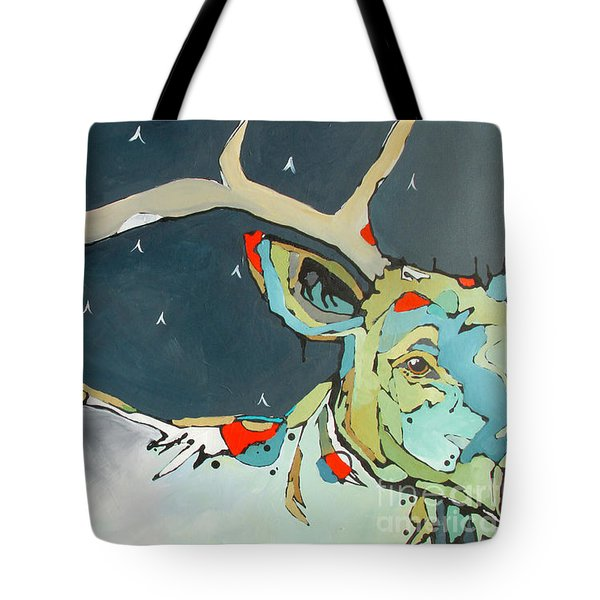 Passing In The Night Tote Bag