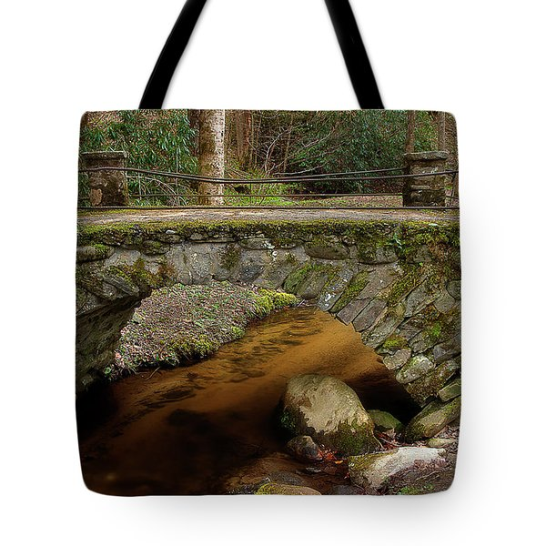 Tote Bag featuring the photograph Passing Over Many Years by Mike Eingle