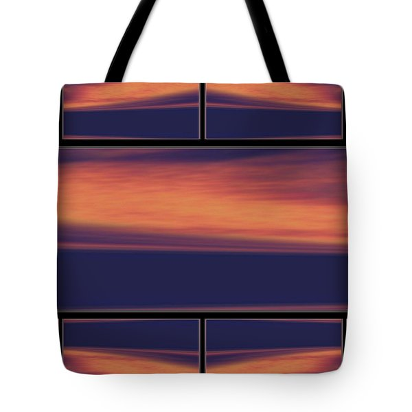 Passing The Straits Tote Bag