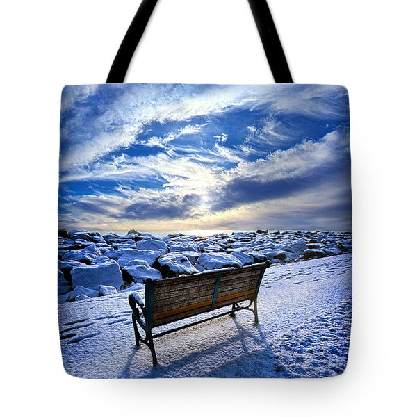 Passing The Time Away Tote Bag