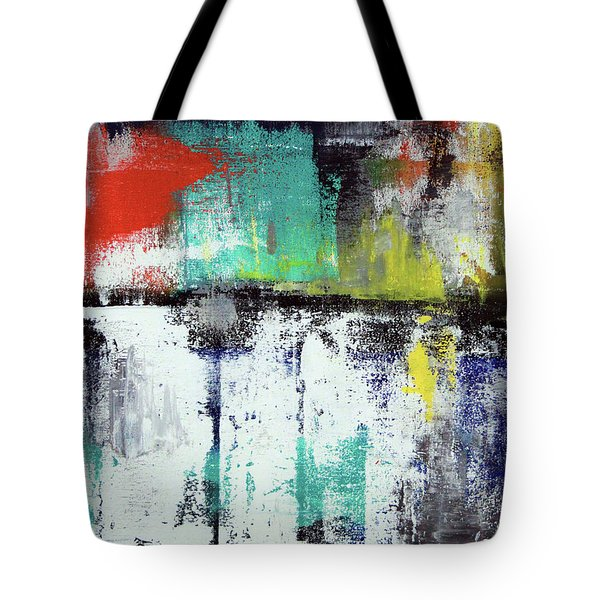 Passing Through- Art By Linda Woods Tote Bag