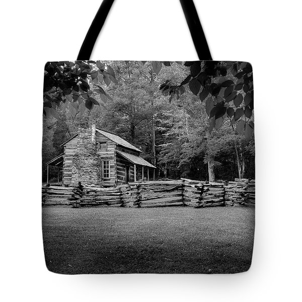 Passing Through The Cove Tote Bag