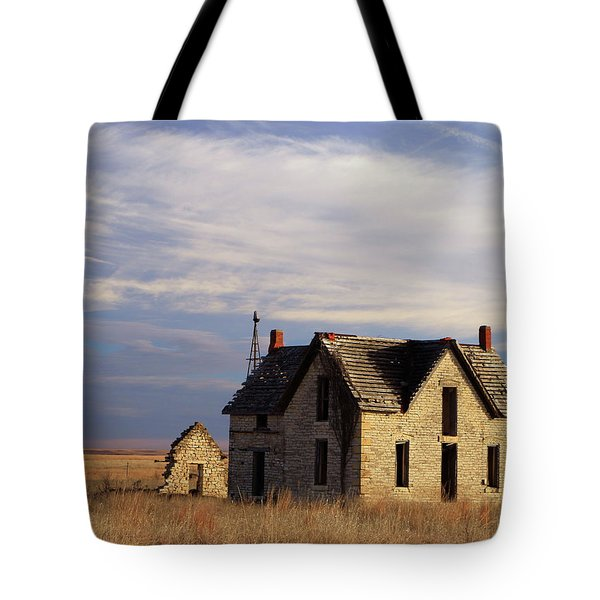 Passing Time Tote Bag by Christopher McKenzie