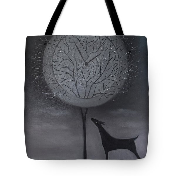 Passing Time Tote Bag by Tone Aanderaa