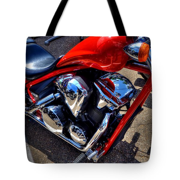 Tote Bag featuring the photograph Passion by Adrian LaRoque
