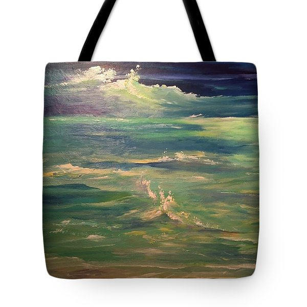 Passion Tote Bag by Heather Roddy