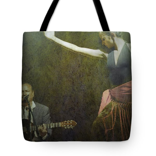 Passion Of The Dance Tote Bag
