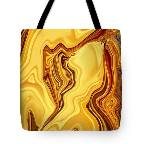 Passion Tote Bag by Rabi Khan