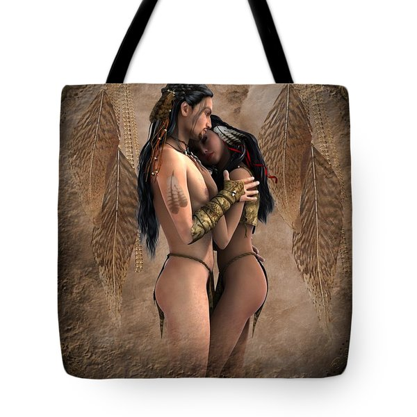 Passion Spirits 2 Tote Bag