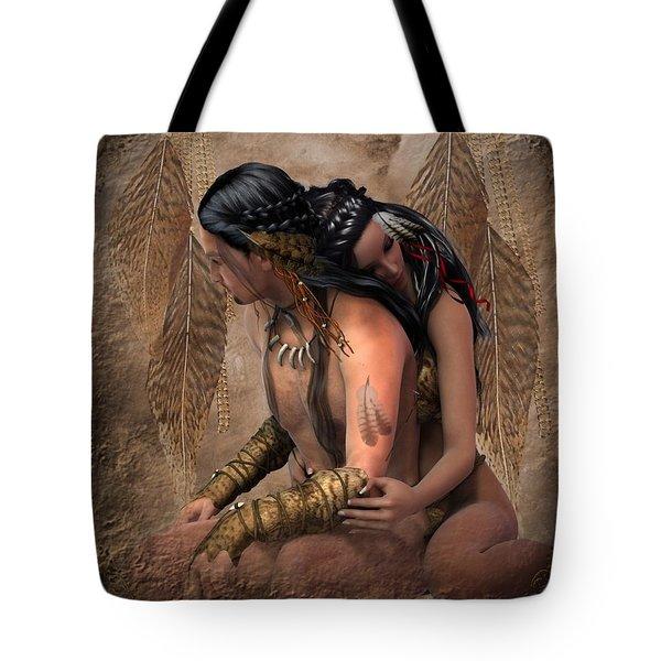 Passion Spirits Tote Bag